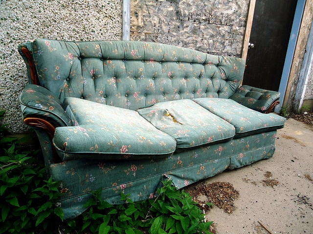 Junk couch