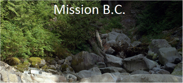 Mission B.C. outdoors